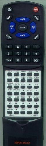 TOSHIBA Replacement Remote Control for DVR620, DVR610,