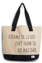 Toms Tote - Transport Khaki You'll Be Amazed What This Bag