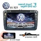 """8"""" Touch Car DVD Stereo Player for VW Volkswagen Skoda Seat"""
