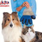 True Touch Deshedding Glove brush for Gentle and Efficient