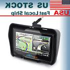 "New 4.3"" Touchscreen waterproof Bike Motorcycle GPS"