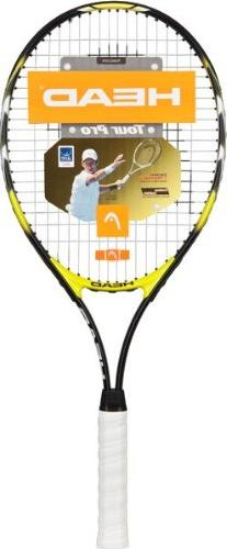 Head Tour Pro Strung Tennis Racquet