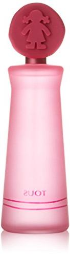 Tous Kids Girl Eau de Toilette Spray, 3.4 Ounce