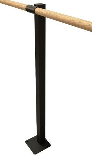 Vita Vibe Traditional Wood Single Bar Fixed Height Wall