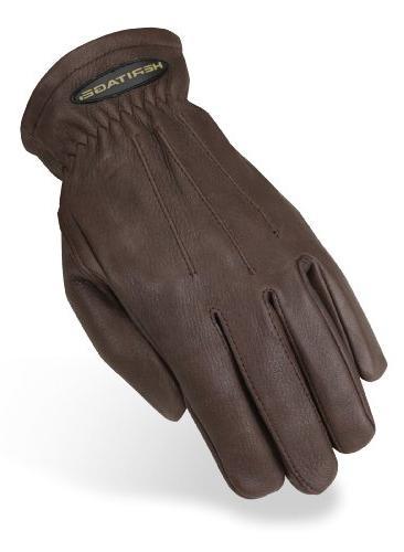 Heritage Trail Glove, Chocolate Brown, Size 8