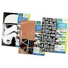 Mead Trapper Keeper Disney Star Wars 2 Pocket Folders Lot of