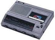 Sanyo TRC-7060 Mini-Cassette Memo-Scriber Transcriber System