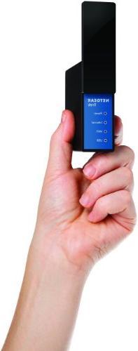 NETGEAR Trek N300 Travel Router, Range Extender, and