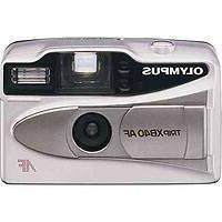 Olympus Trip XB40 AF 35mm Camera Silver