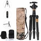 Camera Tripod Monopod DSLR SLR Aluminium Extendable Ball