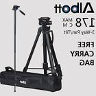 Professional Tripod Pan Head Digital Camera DSLR Camcorder