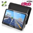 XGODY 5 Inch Truck Car GPS Navigation System FM 8GB SAT NAV