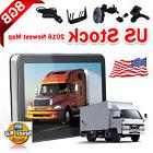 Truck GPS Navigator Navigation System Vehicle Car SAT NAV 7