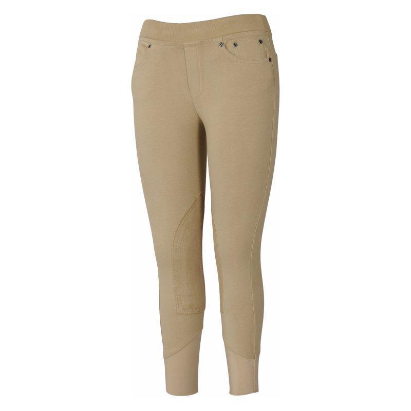 TuffRider Childrens Newbury Pull On Jeans