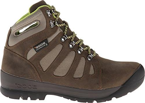 Bogs Women's Tumalo Waterproof Hiking Boot, Cocoa
