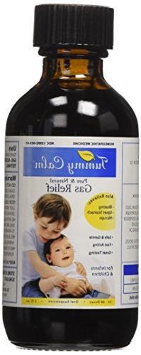 Tummy Calm Pure & Natural Gas Relief 2 fl oz
