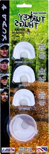 Quaker Boy Turkey Thugs 4 pack Mouth Calls