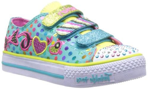 Skechers Kids TWINKLE TOES Glamarazzi Light-Up Sneaker
