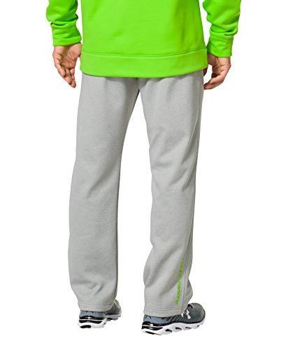 Men's UA Storm Armour Fleece Pants Medium True Gray Heather