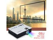UC40 Pico Portable HD 1080P Home Theater LED Projector HDMI