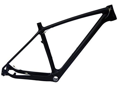 """UD Carbon 650B 27.5ER MTB Mountain Bike Frame  19"""" Fork"""