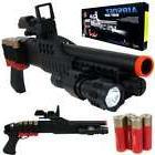 UKARMS 1:1 Pump Action Spring Powered Airsoft Shotgun BB Gun