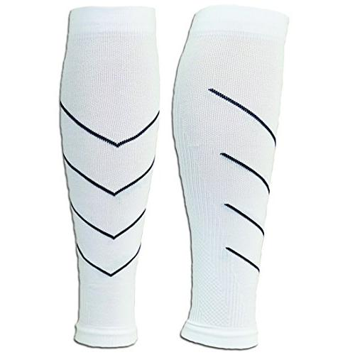 Zensah Ultra Compression Leg Sleeves for Running, Shin