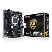 Ultra Durable GA-H110M-A Desktop Motherboard - Intel H110