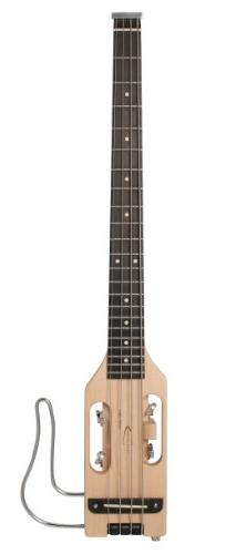 Traveler Ultra Light Acoustic-Electric Bass with Gig Bag,