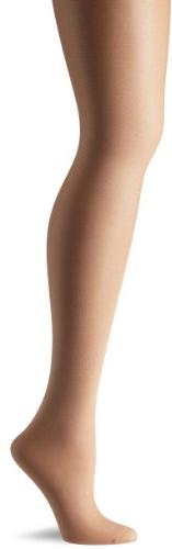 Capezio Women's Ultra Shimmery Tight,Suntan,X-Large