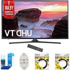 "Samsung 55"" 4K Ultra HD Smart LED TV 2017 Model with"