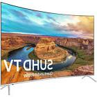 Samsung UN65KS8500 Curved 65-Inch Smart 4K SUHD HDR 1000 LED