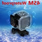 45m Underwater Waterproof Diving Housing Case Cover For