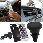 Universal 360° Car Mount Sticky Magnetic Stand Holder For