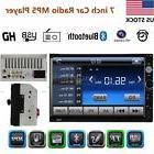 "Universal 7"" Double 2 Din HD Car Auto Multimedia Radio"
