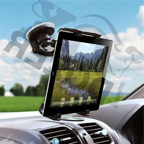 Universal Durable 180 Degree Rotation Car Mount Holder  for