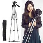 Universal Portable Aluminum Tripod Stand & Bag For Canon