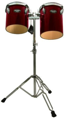 Cannon UPCTSTD1012WR 10-Inch/12-Inch Tom Tom - Wine Red