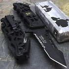 """9"""" US ARMY LICENSED """"LIBERATOR"""" SPRING ASSISTED TACTICAL"""