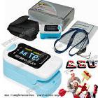 US FingerTip pulse oximeter OLED heart rate,blood oxygen meter,O2 sensor monitor