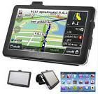"【USA】7"" 4GB Truck Car GPS Navigation Navigator SAT NAV"
