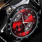 USA New Men's Fashion Automatic Mechanical Date Black
