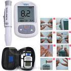 USA Blood Glucose Glucometer Blood Sugar Monitor Diabetes+