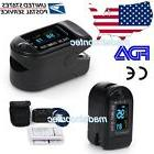 USA!!! Finger Tip Pulse Oximeter Blood Oxygen SpO2 PR