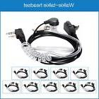 USA Stock 10pc/lot 5R 5RE+ UV82 Earphone Headset PTT