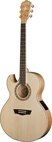 Washburn USM-EA40SCE Cumberland Series Acoustic Electric