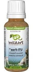 PetAlive UTI-Free for Cat and Dog Urinary Tract - 0.71-Ounce