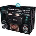 ReTrak Utopia 360 VR Headset with Bluetooth Controller New
