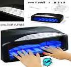 Professional 54W UV Nail Dryer Machine Gel Light Lamp Timer