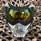 NEW V-Force Grill Thermal Anti-Fog Paintball Mask Goggle -